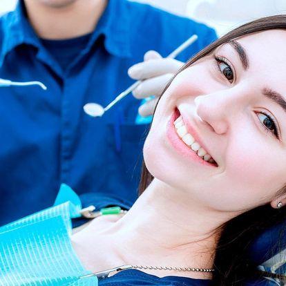 Air Flow, dentální hygiena i šetrné bělení