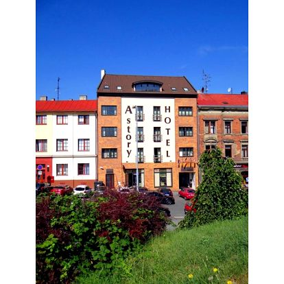 Plzeňsko: Hotel Astory Plzeň