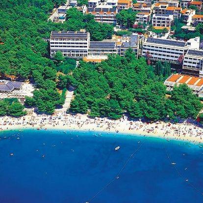 Hotel Biokovka*** | Makarska | Dítě do 6,99 let zdarma | 50 m od pláže | Polopenze, plná penze | Garance nejnižší ceny