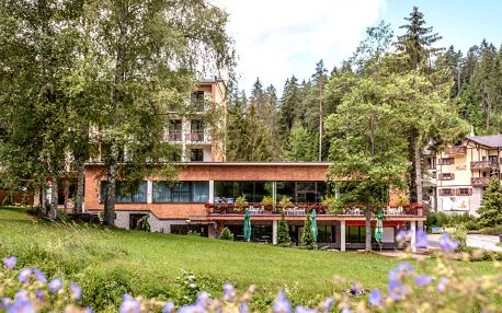 Letní dovolená v Hrabovském údolí v hotelu Hrabovo