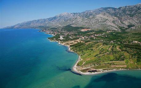 Chorvatsko - Dalmácie autobusem na 3 dny