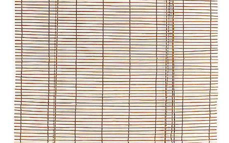 Gardinia Roleta bambusová přír./třešeň, 140 x 160 cm