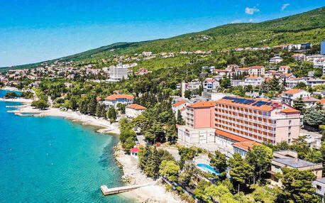 Hotel Mediteran*** | Crikvenica | Dítě do 5,99 let zdarma | Polopenze | Garance nejnižší ceny