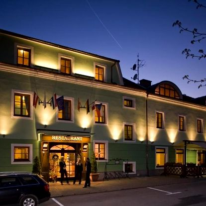 Lipno: Hotel Vltava