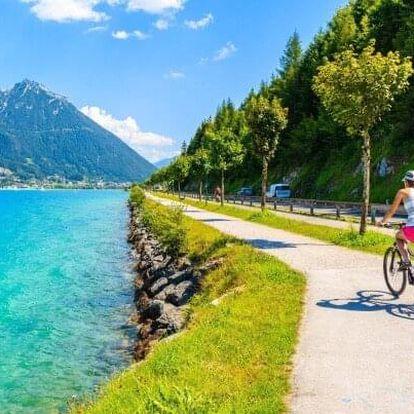 Zell am See u jezera v luxusním Hotelu Grüner Baum **** s wellness, polopenzí, proseccem a slevami