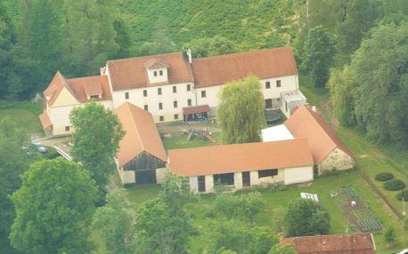 Třeboňsko: Fähnrichův mlýn