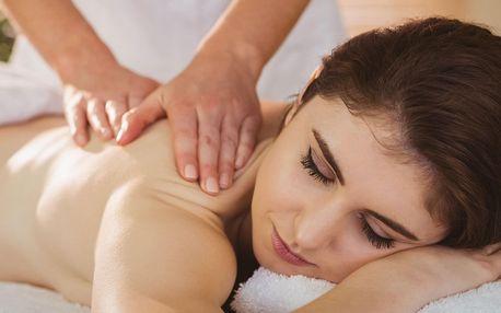 Klasická, aroma i baňková masáž: 30 až 60 minut