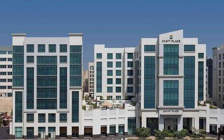 Spojené arabské emiráty - Dubaj letecky na 4-15 dnů