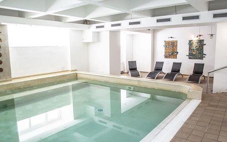 Klatovy, Wellness hotel Centrál*** s neomezeným vstupem do bazénu