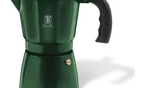 Berlinger Haus Konvice na espresso Emerald Collection, 6 šálků