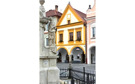 Třeboňsko: Apartmány Reve