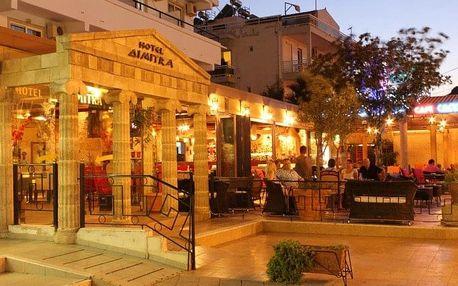 Řecko - Rhodos letecky na 8-12 dnů, snídaně v ceně