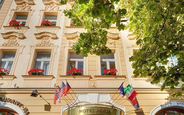 Praha a okolí: Adria Hotel Prague