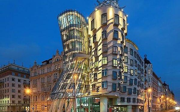 Pobyt v Tančícím domě s menu Ondry Slaniny | Praha | Celoročně. | 3 dny/2 noci.5