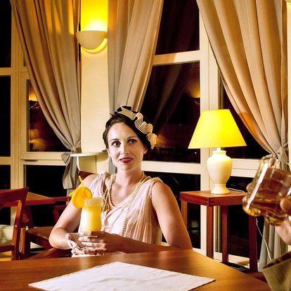 Pobyt v prvorepublikovém hotelu v Orlických horách