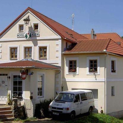 Jižní Čechy: Hotel Klor