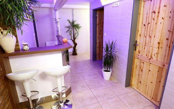 60 minut ve finské sauně až pro 4 osoby2