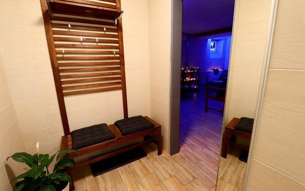 60 minut ve finské sauně až pro 4 osoby3