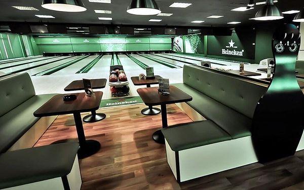 Pizza a bowling až pro 6 osob4
