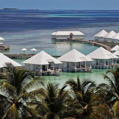 Maledivy - Jižní Ari Atol letecky na 9 dnů, all inclusive