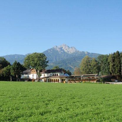 Rakouské Alpy: Nattererboden
