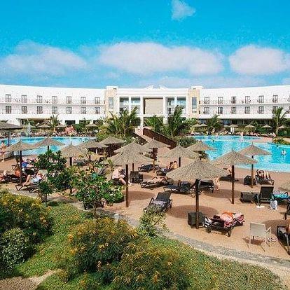 Kapverdy - Ostrov Sal letecky na 9 dnů, all inclusive