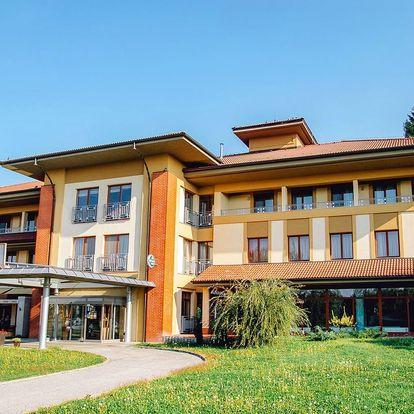 Letní dovolená na jihu Slovenska se snídaní