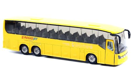Rappa Kovový autobus RegioJet, 19 cm