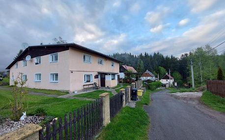 Karlovarský kraj: Ubytování u lesa