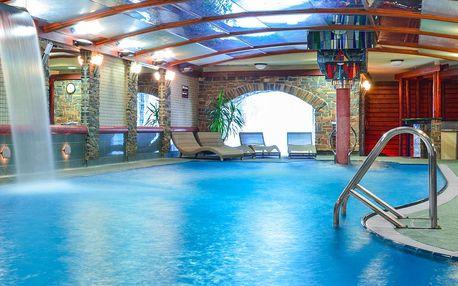 Letní relax v srdci Velké Fatry v hotelu Áčko ***