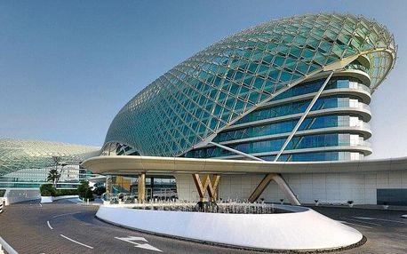 Spojené arabské emiráty - Abu Dhabi letecky na 5-15 dnů, snídaně v ceně