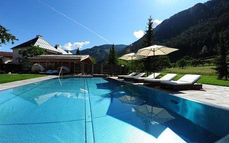 Rakouské Alpy: Hotel Riederhof