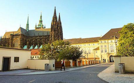 Prohlídka Pražského hradu s kvízem