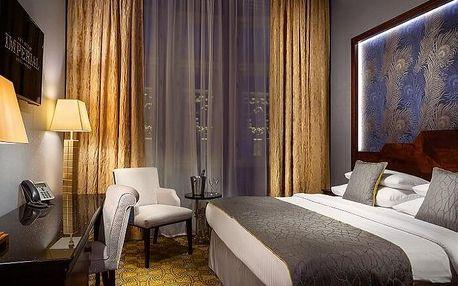 Noc v hotelu Imperial