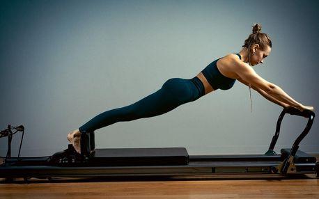 3 lekce pilates, Port de Bras či fitbaletu