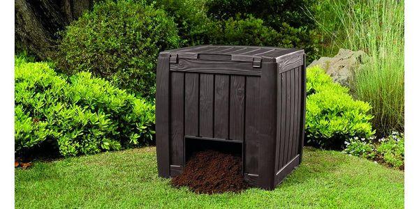 Keter Kompostér Deco, 340 l2
