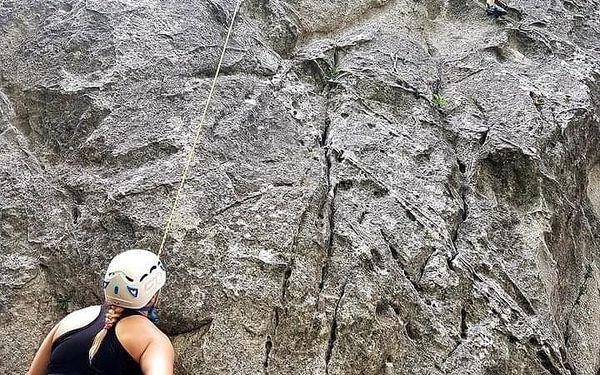 Individuální dvoudenní kurz skalního lezení2