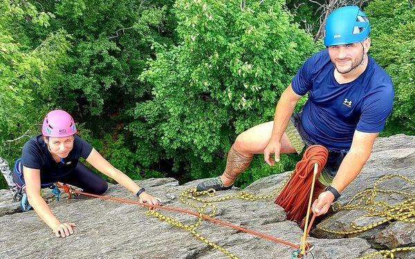 Individuální jednodenní kurz skalního lezení2