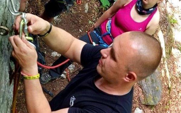 Individuální dvoudenní kurz skalního lezení4