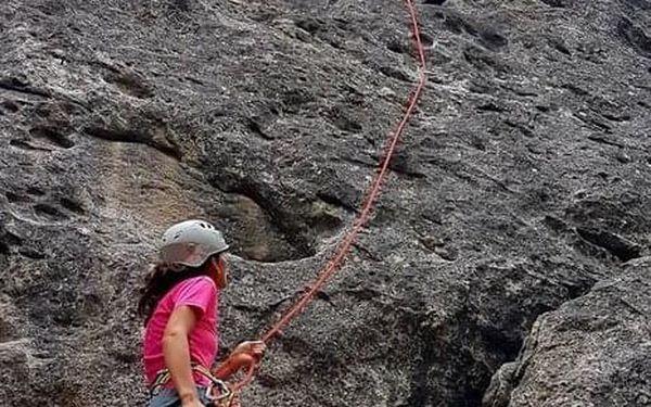 Individuální jednodenní kurz skalního lezení4