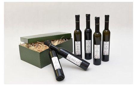 Degustační balíček 6 suchých vín z vinařství Maláník-Osička