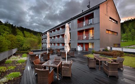 Janské Lázně, Královéhradecký kraj: Omnia Hotel Relax & Wellness