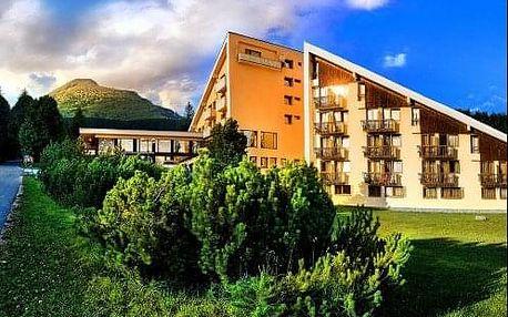 Příjemný pobyt na Štrbském Plese v hotelu FIS