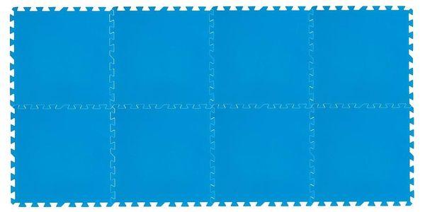 Happy Green Izolační podložka pod bazén EVA, 50 x 50 x 0,4 cm, sada 8 ks2