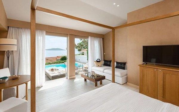 Eagles Palace Resort 5*, Chalkidiki, Řecko, Chalkidiki, letecky, snídaně v ceně3