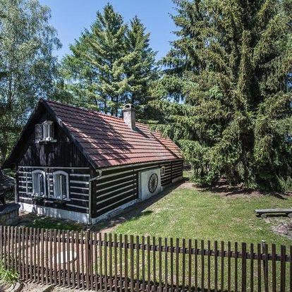 Liberecký kraj: Chalupa Libunec