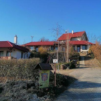 Pavlov, Jihomoravský kraj: Penzion Nad jezerem