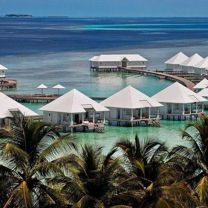 Maledivy - Jižní Ari Atol letecky na 8-9 dnů, all inclusive