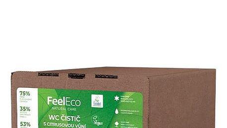 Feel Eco WC čistič s citrusovou vůní Bag in Box 10l