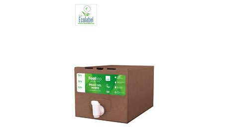 Feel Eco Prací gel White Bag in Box 10l, 166PD